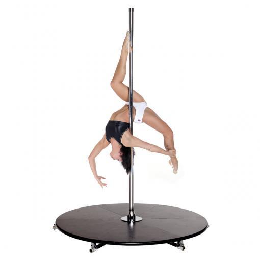 X-Pole X Stage Lite freestanding dance pole stage with base podium platform home