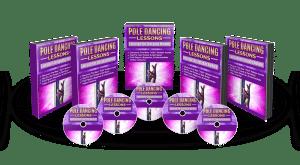 online pole dancing lesson