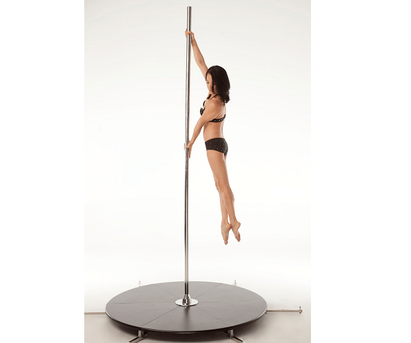 X Pole X Stage Lite Freestanding Dance Pole Kit The