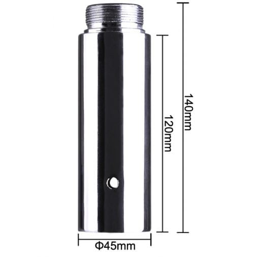 125mm no brand dance pole extension