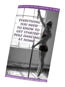 Free pole dance guide for beginners