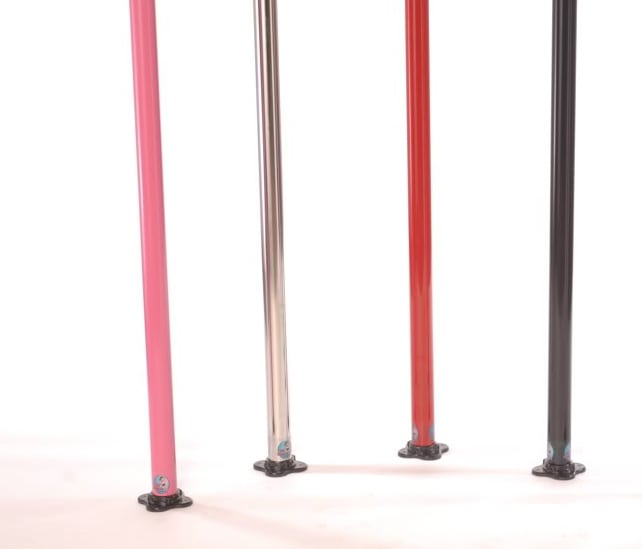 LiL Mynx pole dancing poles rotator in all colors