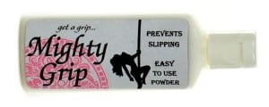 mighty grip pole dancing grip aid