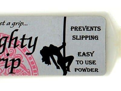 mighty grip pole dancing grip aid