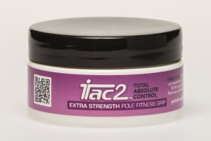 extra strength tub of itac2 pole fitness grip aid 45 gram