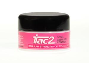 regular strength tub of itac2 pole fitness grip aid 20 gram