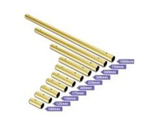 x pole xpert brass extensions