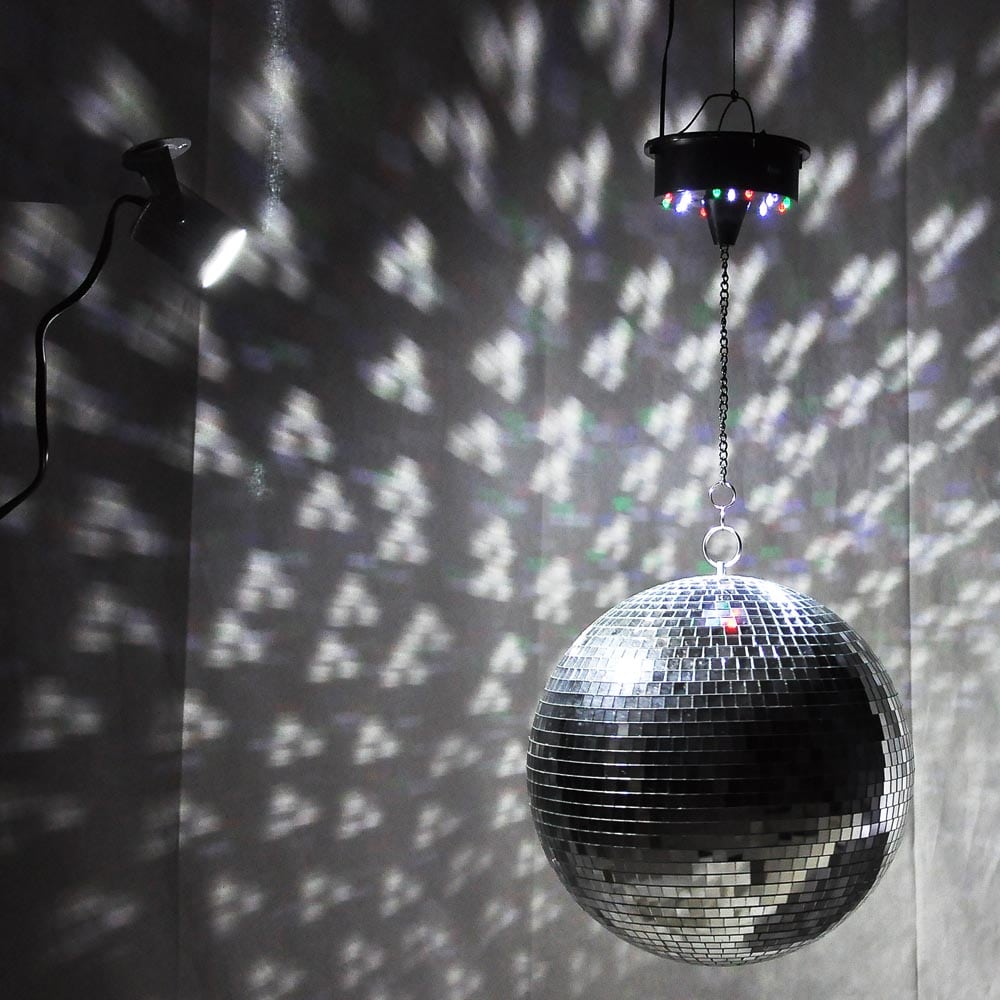 12 mirror disco ball kit multiple colors available the pole warm aloadofball Image collections