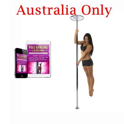 xpert x pole chrome 40mm 45mm 50mm dance pole for australia