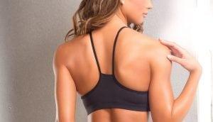 Dragonfly Gypsy mint bra top Bodyzone fitness