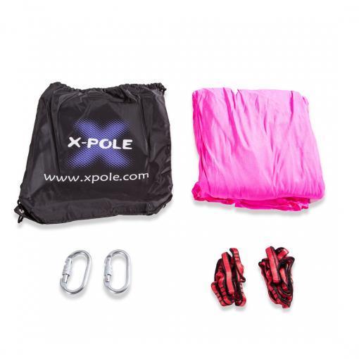 X-Pole Aerial Hammock Yoga Dance Pole Fitness