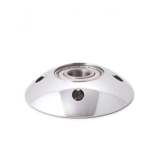 X Pole Xpert home dance pole permanent ceiling mount silver
