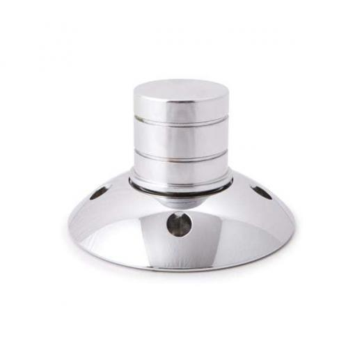 X Pole Xpert home dance pole permanent ceiling mount silver adapter