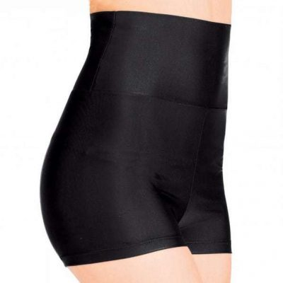 Adult-black-High-Waisted-Jazz-Ballet-pole-Dance-Shorts-For-Women-Spandex-Lycra-Dance-dancing