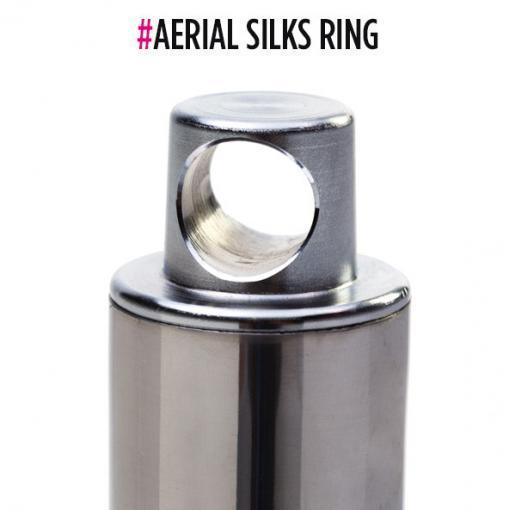 Lupit freestanding portable stage base platform dance pole dancing aerial silks ring