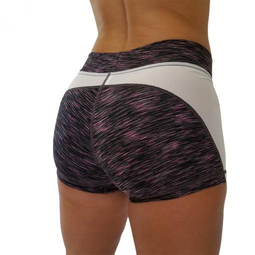 netted-breathable-pole-fitness-shorts-workout-dance-side-view