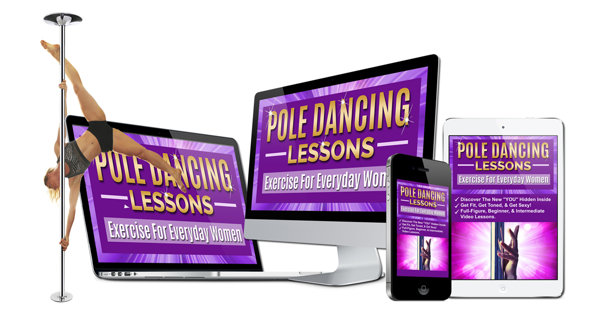 Shop offering stripper dance poles for home pole dancing lessons kit tutorials and supplies