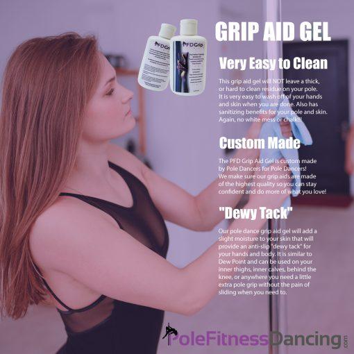 Pole Dancing Grip Aids