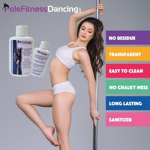 Pole Grip Aid Gel - Pole Dancing Hand Grip