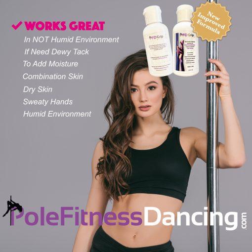 Pole Grip Aid Gel - liquid grip for pole dancing (2)