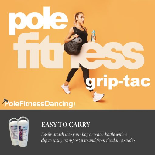 pole grip dry hands