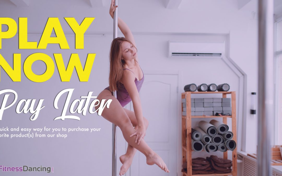 Pole Fitness Dancing Online Store Payment Plan