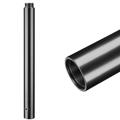 PFD Black Powder Coated 500MM Extension